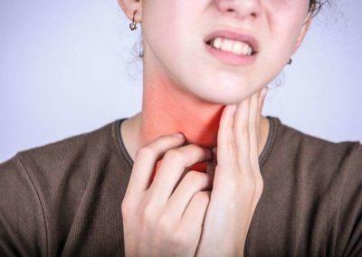 Hals-Nasen- und Ohrbeschwerden